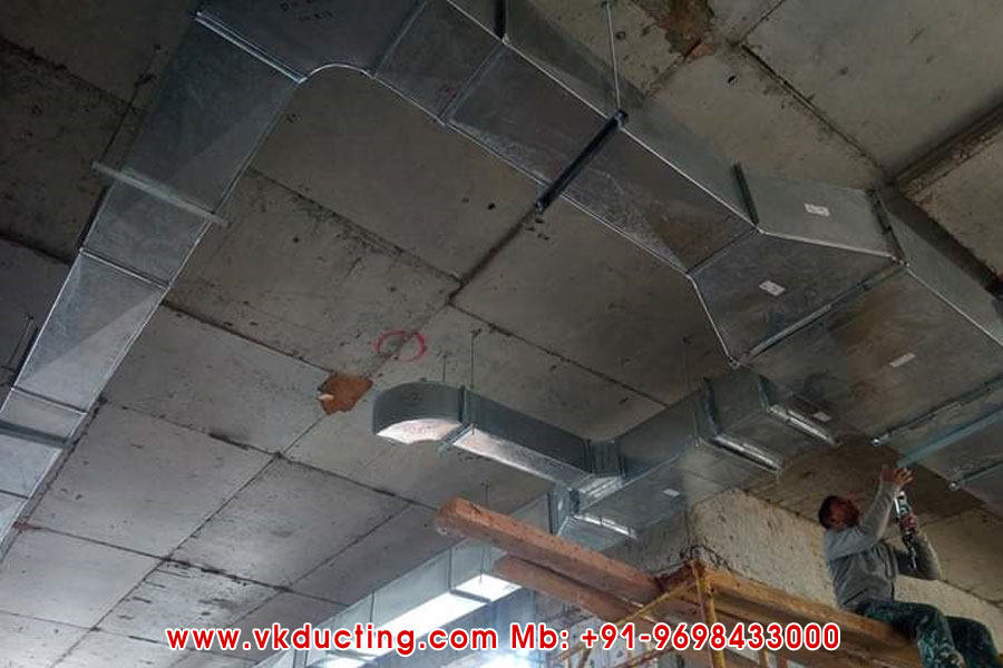 Heating Ventilation Ducting Manufacturers in Ludhiana Punjab India