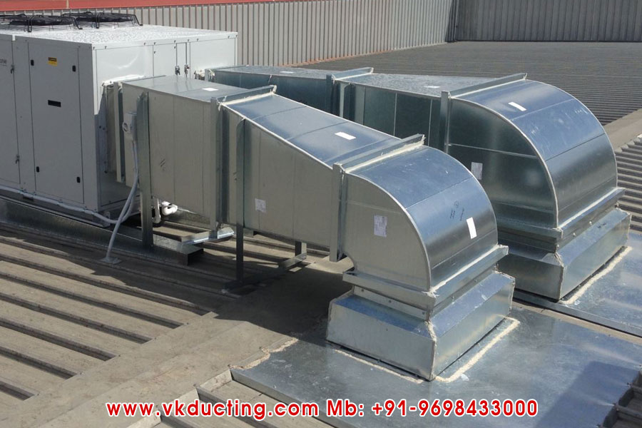Industrial Air Ducting Manufacturers in Ludhiana Punjab India