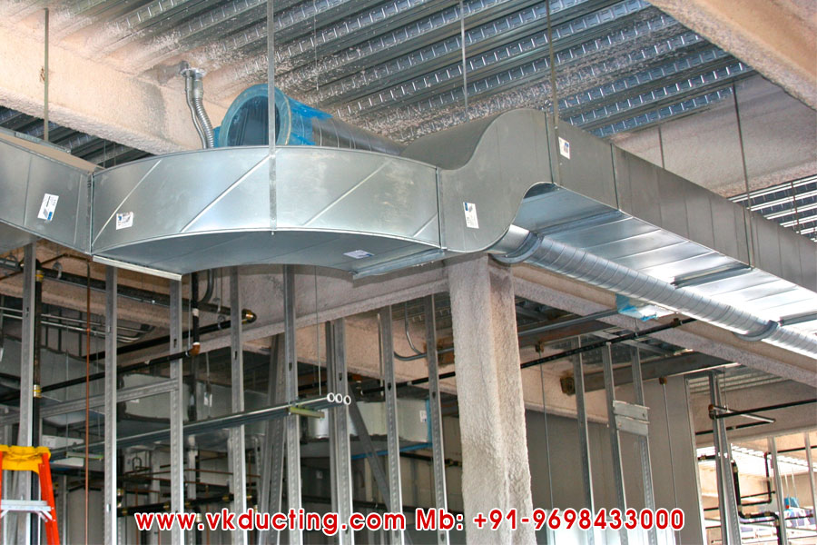 Multiplex Building Air Ducting Manufacturers in Ludhiana Punjab India