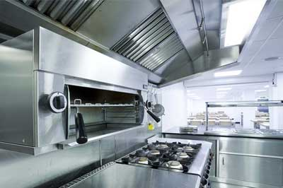 Hotel Kitchen Exhaust Ducting manufacturers in ludhiana punjab india
