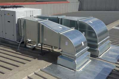 Industrial Exhaust Ducting  manufacturers in ludhiana punjab india