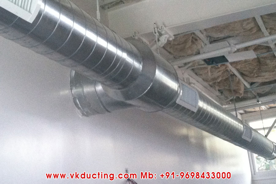 HVAC Tubular Air Ducting Manufacturers in Ludhiana Punjab India