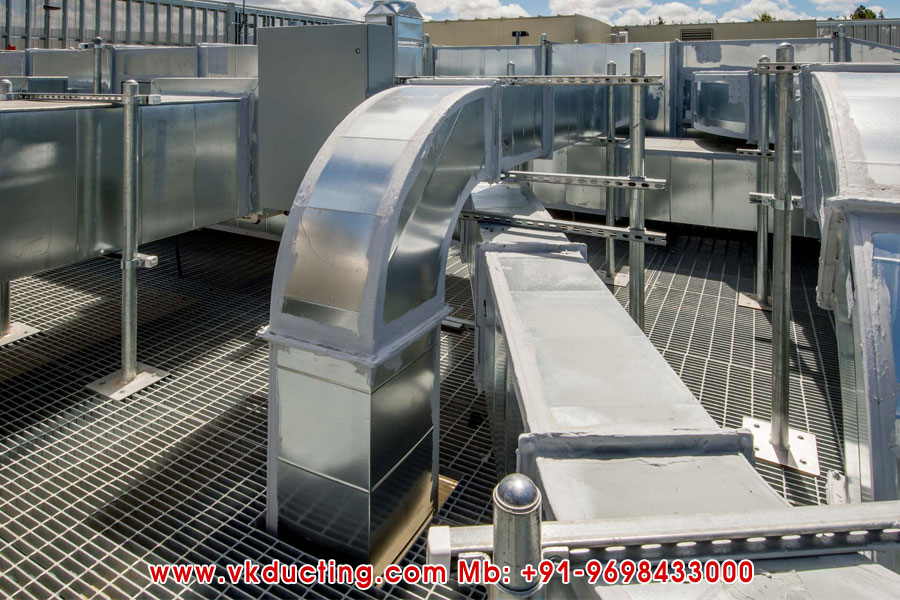 Industrial Exhaust Ducts Manufacturers in Ludhiana Punjab India