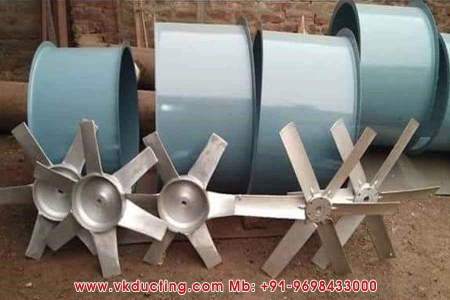 Steel Ducting Manufacturers in Ludhiana Punjab India