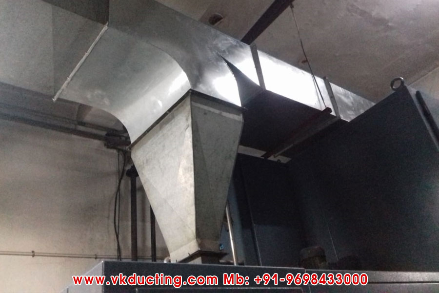 Steel Ducting GI and MS Ducting Manufacturers in Ludhiana Punjab India